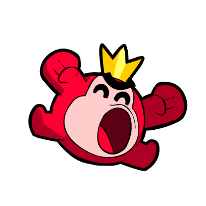 King Tongue messages sticker-2