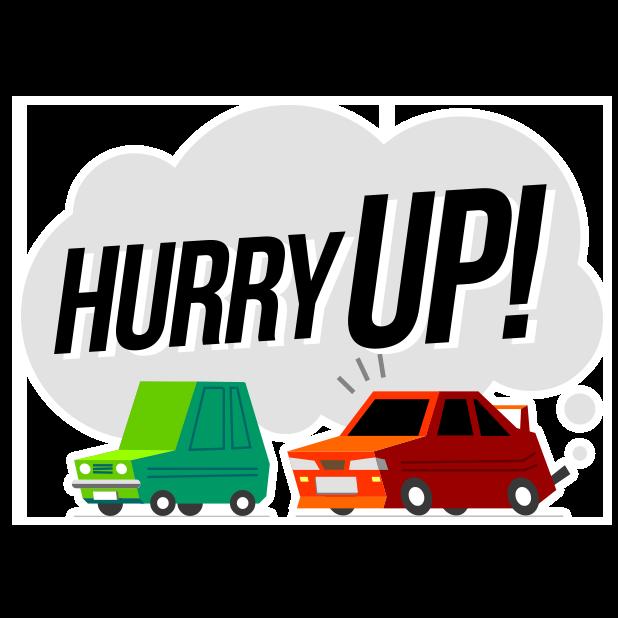 Thumb Drift - Furious Racing messages sticker-1