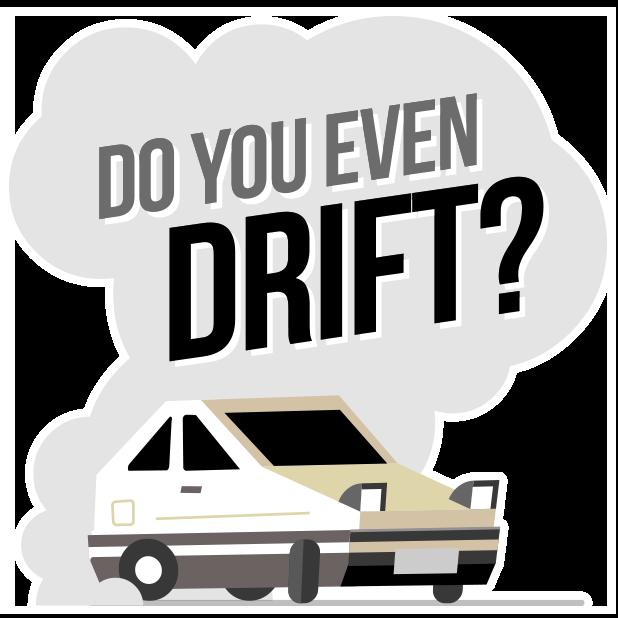 Thumb Drift - Furious Racing messages sticker-6