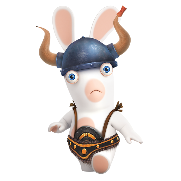 Rabbids Crazy Rush messages sticker-8