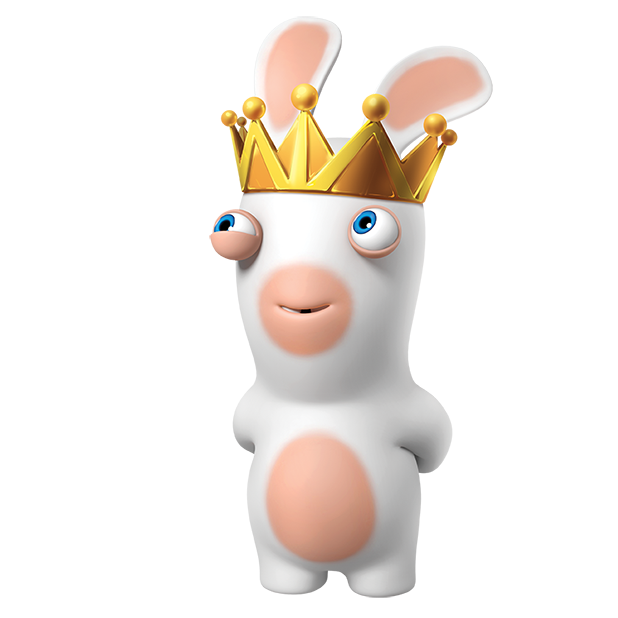 Rabbids Crazy Rush messages sticker-9