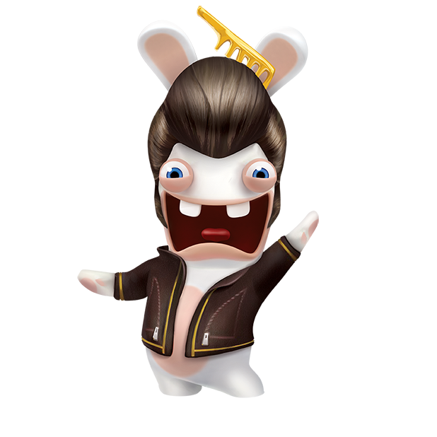 Rabbids Crazy Rush messages sticker-7
