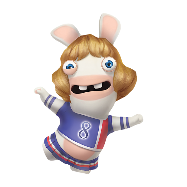Rabbids Crazy Rush messages sticker-6