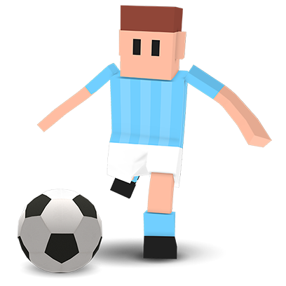 Tiny Striker: World Football messages sticker-3