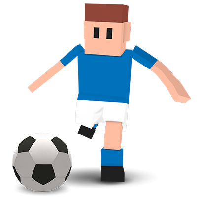 Tiny Striker: World Football messages sticker-1