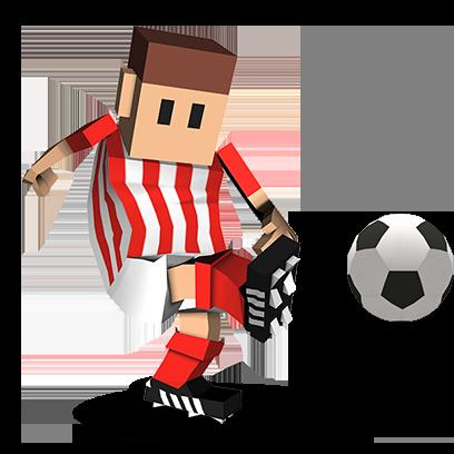 Tiny Striker: World Football messages sticker-6