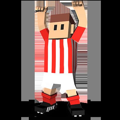 Tiny Striker: World Football messages sticker-9