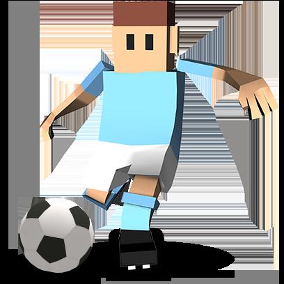 Tiny Striker: World Football messages sticker-3