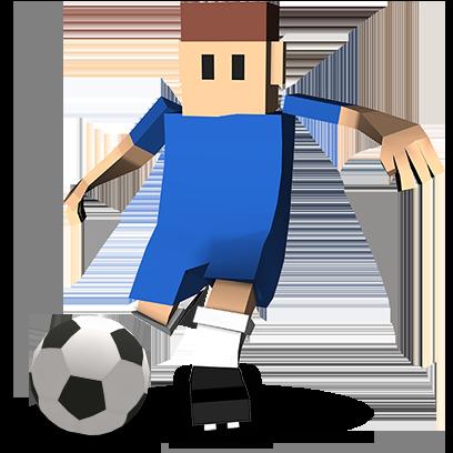 Tiny Striker: World Football messages sticker-1