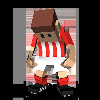 Tiny Striker: World Football messages sticker-10