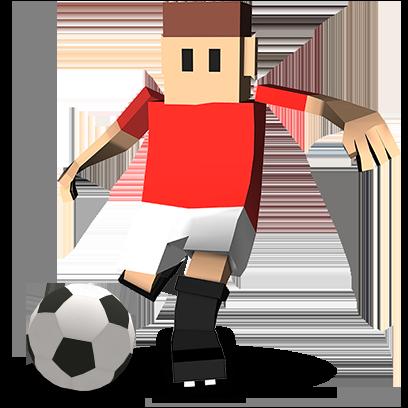 Tiny Striker: World Football messages sticker-0