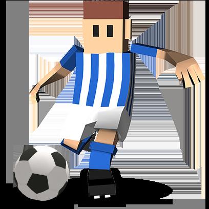 Tiny Striker: World Football messages sticker-2