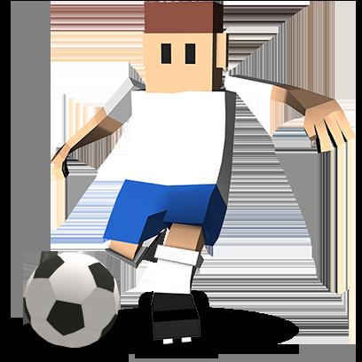 Tiny Striker: World Football messages sticker-4