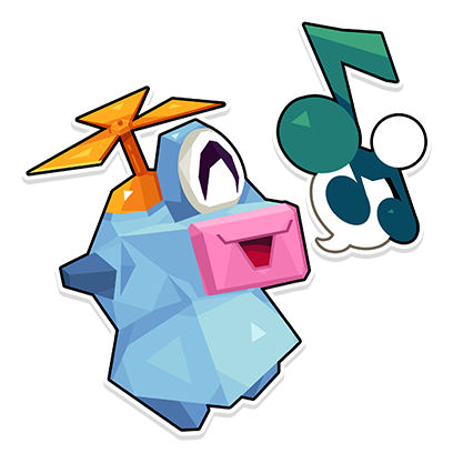 Splash Pop messages sticker-2