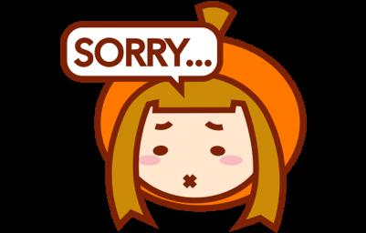 南瓜姑娘美妆-最in美妆资讯和化妆服务平台 messages sticker-11