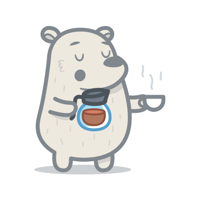 Bear messages sticker-4