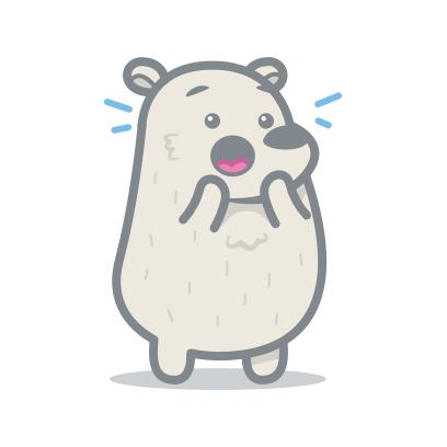 Bear messages sticker-6