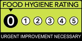 UK Food Hygiene Ratings messages sticker-0