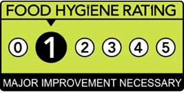 UK Food Hygiene Ratings messages sticker-1