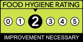 UK Food Hygiene Ratings messages sticker-2