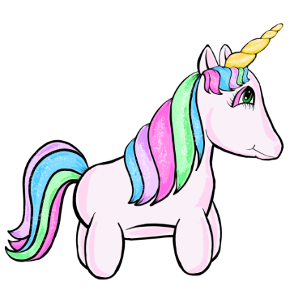 Unicorn Adventures messages sticker-1