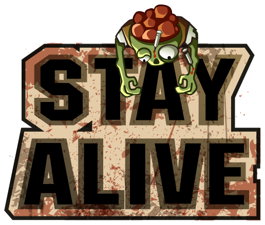Stay Alive: Zombie Shooter Action RPG messages sticker-0