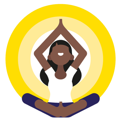 Glo - Yoga and Meditation messages sticker-7