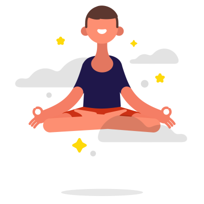 Glo - Yoga and Meditation messages sticker-3