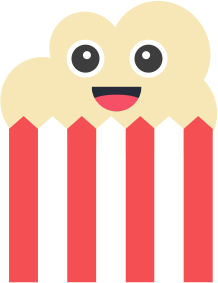 Popcorn Stickers messages sticker-0