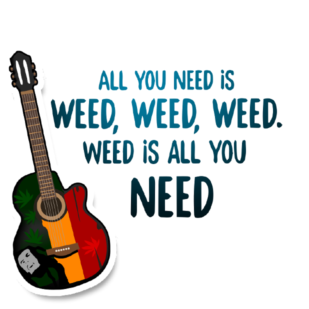 Weed Firm 2: Back To College messages sticker-9