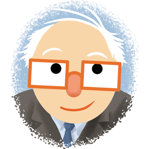 Berniemoji messages sticker-0