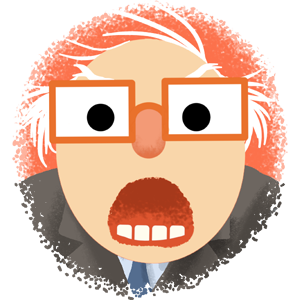 Berniemoji messages sticker-5