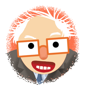 Berniemoji messages sticker-10