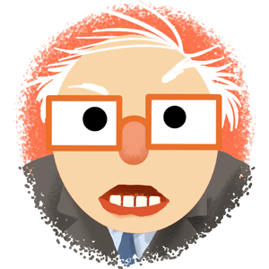 Berniemoji messages sticker-9