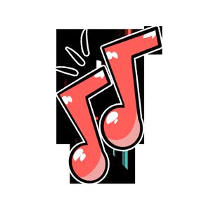 Karaoke One messages sticker-2