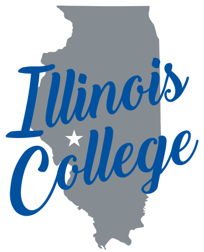 Illinois College messages sticker-2