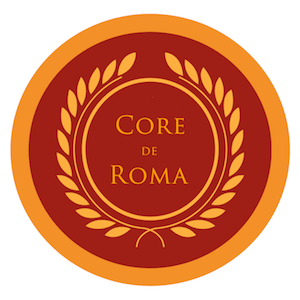 Core de Roma messages sticker-0
