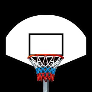 Basket Fall - Basketball Dunking Sim messages sticker-6