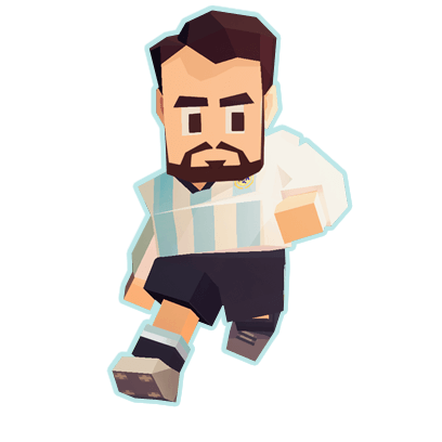 Retro Soccer - Arcade Football Game messages sticker-4
