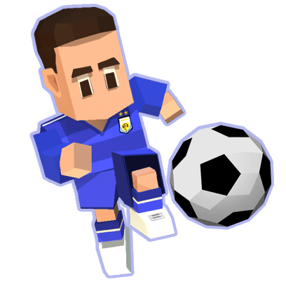 Retro Soccer - Arcade Football messages sticker-1