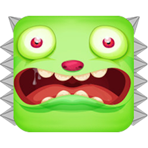Monster Squash messages sticker-4