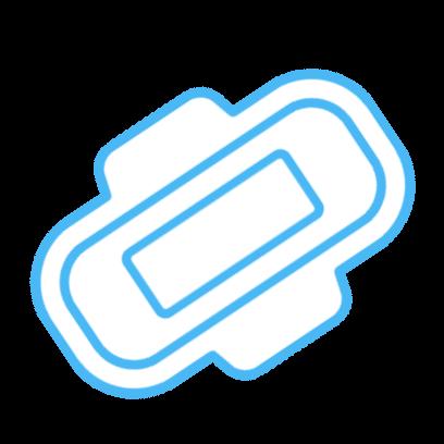 Spot On Period Tracker messages sticker-7