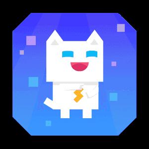 Super Phantom Cat - Be a jumping bro. messages sticker-0