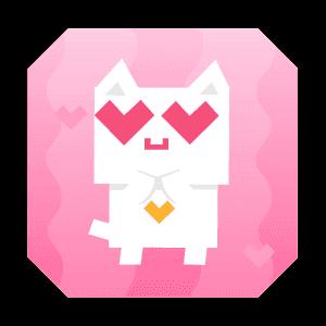 Super Phantom Cat - Be a jumping bro. messages sticker-8