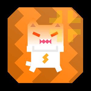 Super Phantom Cat - Be a jumping bro. messages sticker-9