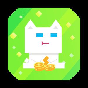 Super Phantom Cat - Be a jumping bro. messages sticker-6