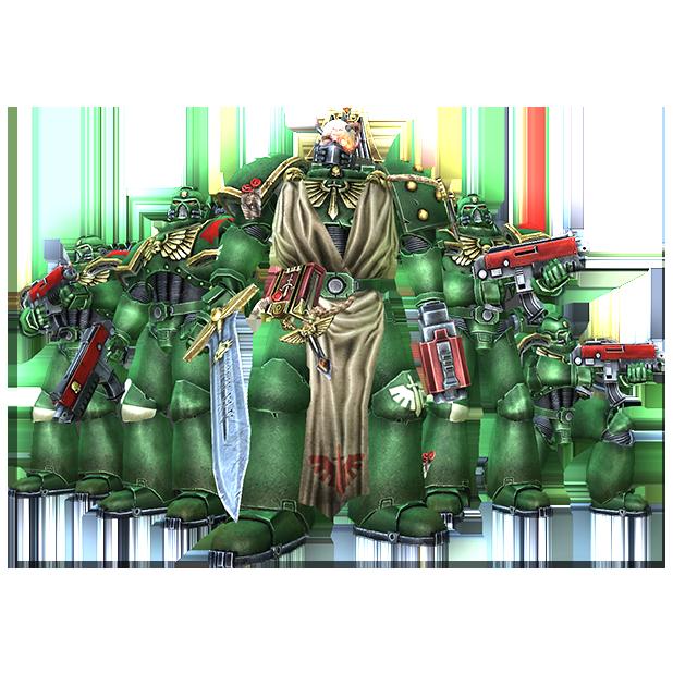 Warhammer 40,000: Freeblade messages sticker-2