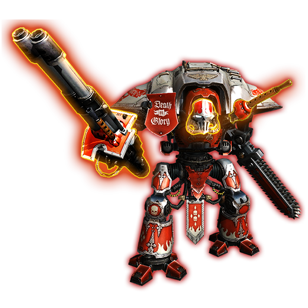Warhammer 40,000: Freeblade messages sticker-3