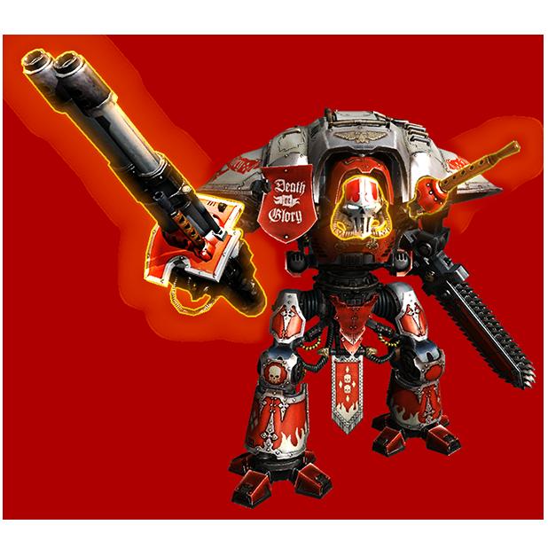 Warhammer 40,000: Freeblade messages sticker-3