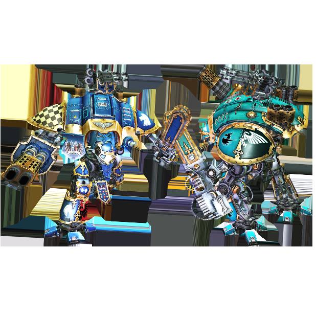Warhammer 40,000: Freeblade messages sticker-1
